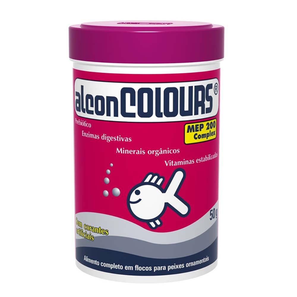 ALCON COLOURS 50 GR