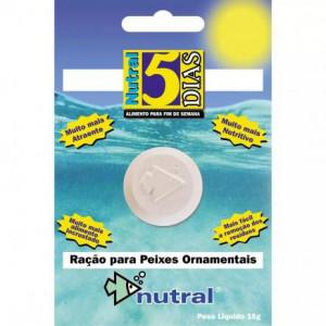 ALIMENTADOR DE FERIAS NUTRAL 5 DIAS